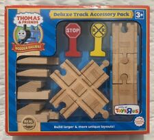 Thomas & Friends Wooden Railway Deluxe Track Accessory Pack LC09956 Retail Box