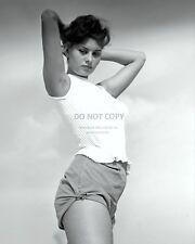 SOPHIA LOREN LEGENDARY ACTRESS AND SEX SYMBOL - 8X10 PUBLICITY PHOTO (FB-951)