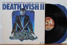 JIMMY PAGE Death Wish II OST LP (Swan Song SS-8511, orig 1982) VG++ Vinyl