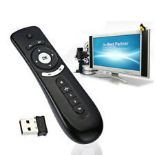 Gyroscope Mini Fly Air Mouse T2 Wireless 3D Remote Sensing For Android TV Box US