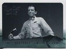 Twilight Zone Series 4 S&S Quotable Twilight Zone Chase Card Q7
