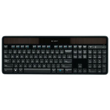 Logitech K750 Wireless Solar Keyboard Black