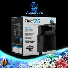 NEW Seachem Tidal Power Filter 75 Made by SICCE Fish Tank Aquarium salt & Fresh