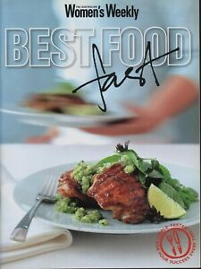Women's Weekly - BEST FOOD FAST - BRAND NEW CONDITION - FREE POST