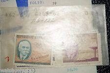 Haiti MNH 1958-1962: Scott #462//C165 Rome 1960 Summer Olympics CV$5.50