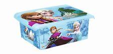COFFRE A Jouets Mode boîte disney princesse des neiges 10 L de conservation