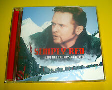 """CD """" SIMPLY RED - LOVE AND THE RUSSIAN WINTER """" 11 SONGS (THANK YOU)"""