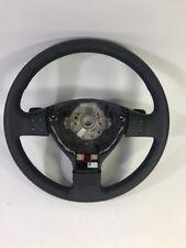 New OEM VW MK5 Golf Jetta Anthracite Leather Paddle Shift DSG Steering Wheel