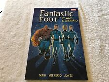 FANTASTIC FOUR by Ward & Wieringo Trade Paperback  Marvel  comic book