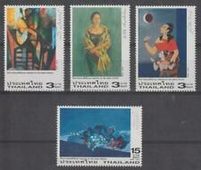 Thailand 2003 #2059-62 Paintings - MNH