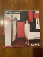 """THE WHITE STRIPES lim SXSW 2010 exclusive oversized Vinyl 13"""" LP De Stijl (2010)"""