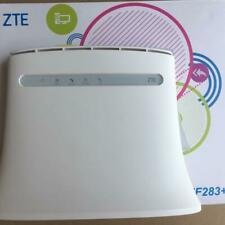 ZTE MF283+ Wireless 4G LTE FDD TDD Mobile Routers Unlocked 150Mbps WIFI CPECate4