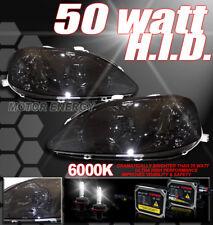 1999 2000 HONDA CIVIC JDM SMOKE HEADLIGHT+50W XENON HID