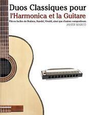 Duos Classiques Pour l'Harmonica et la Guitare : Pièces Faciles de Brahms,...
