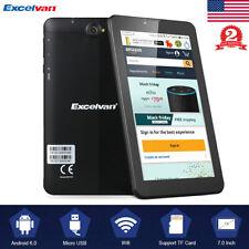 "7"" Tablet PC Android 6.0 Quad Core 1+8G Dual Camera WIFI Dual SIM 3G Phablet GPS"