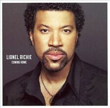 Lionel Richie - Coming Home - New Factory Sealed CD