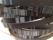 "COMET 300634 symmetric 1- 3/16"" top width Drive belt fits Gemini Libertor Kart"