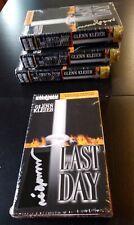 The Last Day, audiobook read by Rene Auberjonois, on cassette, signed