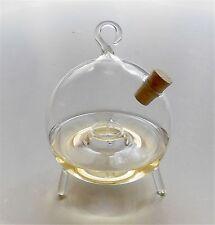 Fliegenfalle Obstfliegenfalle Fruchtfliegenfalle Glas 8 cm zum Stellen & Hängen!
