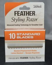 Jatai Feather Styling Razor Replacement Blades 10 Standard Blades