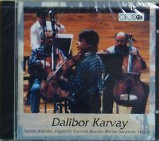CD Dalibor karvay Tartini Kreisler Paganini Suchon Haydn... OPUS 1996 NUOVO & OVP