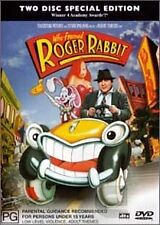 WHO FRAMED ROBER RABBIT - BRAND NEW & SEALED R4 DVD (TWO DISC SPECIAL EDITION)