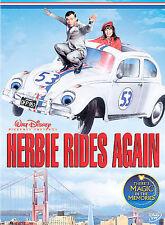 Disney's HERBIE RIDES AGAIN DVD Helen Hayes Keenan Wynn