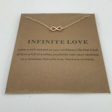 Gold Dipped Infinite Love Necklace perfect for any occasion  dogeared
