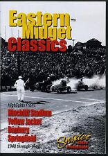 Eastern Midget Classics DVD - Snyder Video Productions