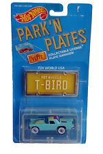 1988 Hot Wheels Park 'N Plates '57 T-Bird