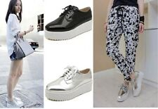 Unbranded Synthetic Solid Platforms & Wedges Shoes for Women