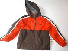 ~OSHKOSH Jungen Winter Jacke Anorak 2in1+FLEECE Innenjacke 8T 122-128-134 w NEU