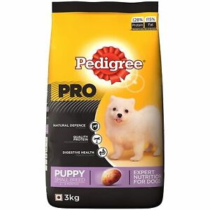 Pedigree PRO Expert Nutrition Small Breed Puppy (2-9 Months) Dry Puppy Food food