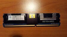 nanya 1GB DDR2 ECC RAM PC2-5300F NT1GT72U89D1BD