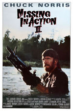 """Braddock Missing In Action 3 Movie Poster 24""""x36"""" USA SELLER"""