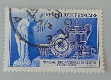 France 1957 YT 1094 oblitéré