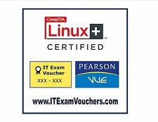 CompTIA Linux+ Certification Exam Voucher VUE Test FREE Registration US/Canada