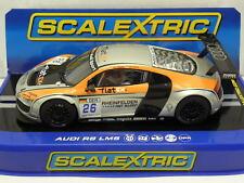 Scalextric C3060 Slot Car Audi R8 LMS Team Phoenix Racing No.26 M.1:32