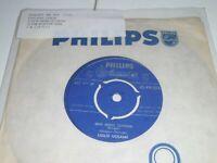 "Leslie Uggams One More Sunrise b/w The Eyes Of God 7"" 1959 Philips 45-PB.954"