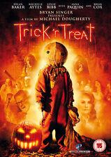 Trick 'r Treat [2007] (DVD) Quinn Lord, Brian Cox, Dylan Baker, Leslie Bibb