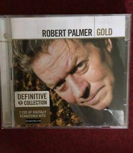 Robert Palmer – Gold - Universal Music – G -2CD