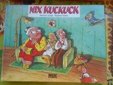 Norman Junge/Stephan Köster: Nix Kuckuck 1989 Beltz & Gelberg Bilderbuch