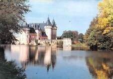 France Le Chateau de Sully sur Loire Se reflefant dans la Sange Castle