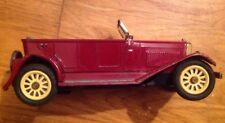 ROLLS ROYCE Vintage Tin Toy Litho Friction Japan TESTED! WORKS GREAT! S-1925