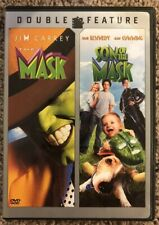 The Mask (1994)/Son of the Mask (DVD, 2008) In Excellent Condition!!!