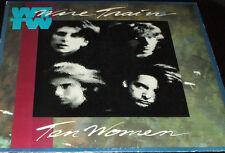 WIRE TRAIN Ten women LP 1987