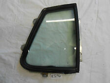1974-1978 Mustang Coupe Quarter Glass Assembly - Tinted - Passenger