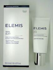 Elemis Skin Buff Deep Cleansing Facial Exfoliator ~50ml Full Size~ NEW SEALED