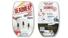 G5 Outdoors Deadmeat Deep Six 100Gr Broadheads 3-Pk + Free BMP-Ships Free to USA