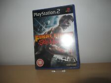 "Final Fight ""streetwise"" Sony PS2 Español"